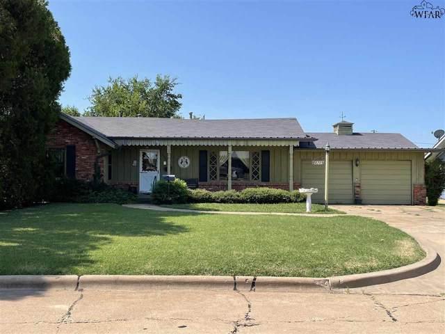 4209 Rivercrest Drive, Wichita Falls, TX 76309 (MLS #161729) :: Bishop Realtor Group