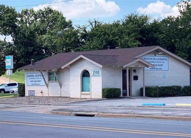 2100 Brook Avenue, Wichita Falls, TX 76301 (MLS #161760) :: Bishop Realtor Group
