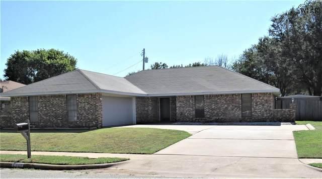 4908 Reginald Drive, Wichita Falls, TX 76308 (MLS #161763) :: Bishop Realtor Group