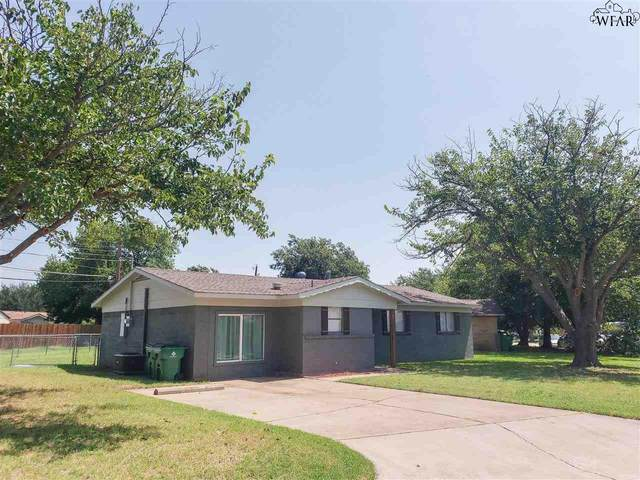 412 W Valley Drive, Iowa Park, TX 76367 (MLS #161770) :: Bishop Realtor Group
