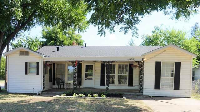 3201 Kenesaw Avenue, Wichita Falls, TX 76309 (MLS #161774) :: Bishop Realtor Group