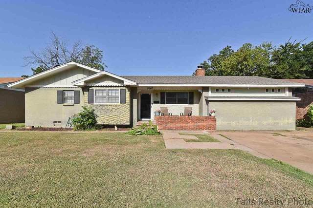 5046 Lindale Drive, Wichita Falls, TX 76310 (MLS #161787) :: Bishop Realtor Group