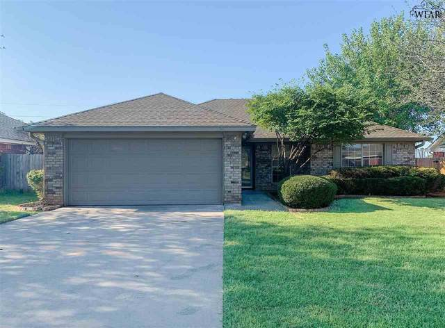 5406 Ricci Street, Wichita Falls, TX 76302 (MLS #161808) :: WichitaFallsHomeFinder.com