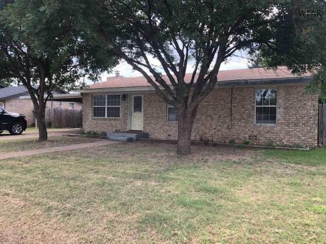 1624 Grandview West, Wichita Falls, TX 76306 (MLS #161815) :: Bishop Realtor Group