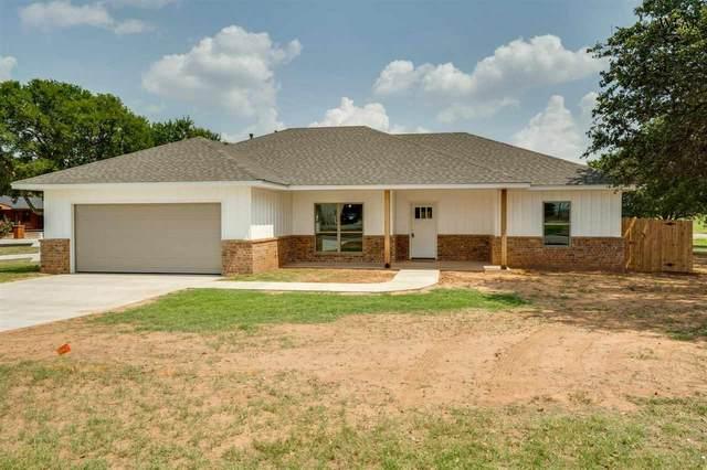 1501-A Johnson Road, Iowa Park, TX 76367 (MLS #161836) :: Bishop Realtor Group