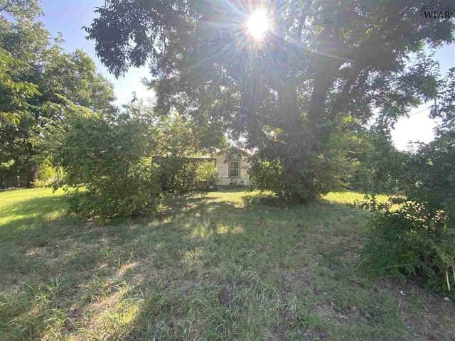 1033 Crescent Lane, Wichita Falls, TX 76306 (MLS #161838) :: Bishop Realtor Group