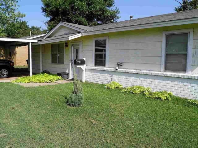 4106 Wrangler Drive, Wichita Falls, TX 76306 (MLS #161848) :: Bishop Realtor Group