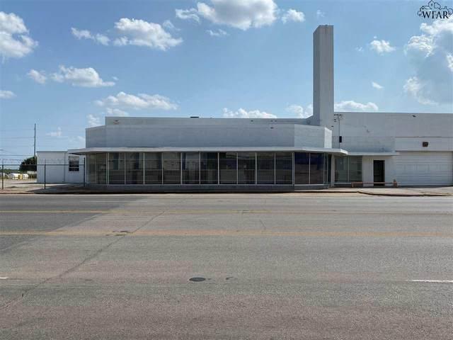 601, 605-607 E Scott Avenue, Wichita Falls, TX 76301 (MLS #161852) :: Bishop Realtor Group