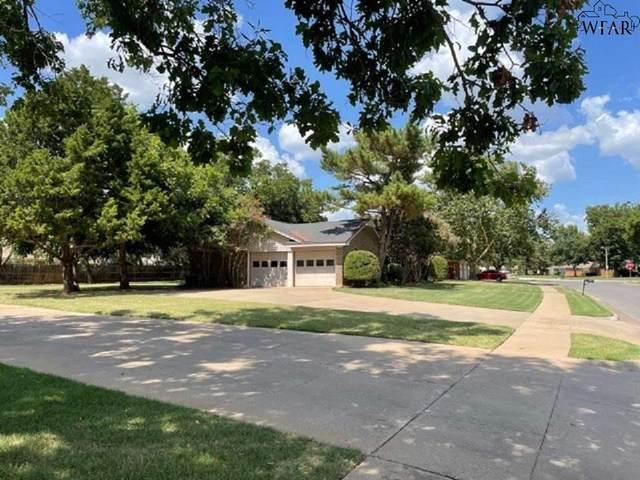 4304 Berwick Drive, Wichita Falls, TX 76309 (MLS #161860) :: Bishop Realtor Group