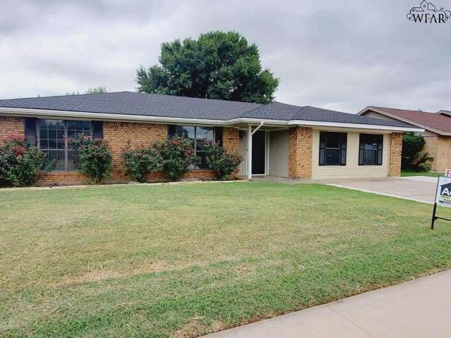 1405 Longview Street, Wichita Falls, TX 76306 (MLS #161863) :: Bishop Realtor Group