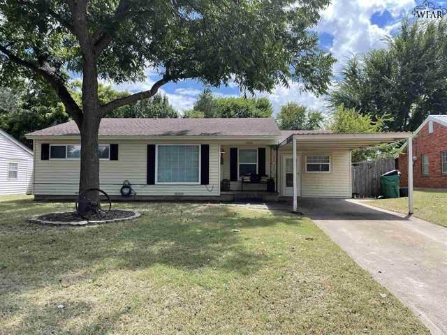 903 E Ikard Street, Henrietta, TX 76365 (MLS #161864) :: Bishop Realtor Group