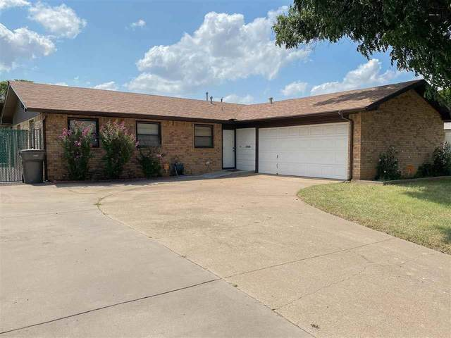 1515 Glenhaven Drive, Wichita Falls, TX 76306 (MLS #161865) :: WichitaFallsHomeFinder.com