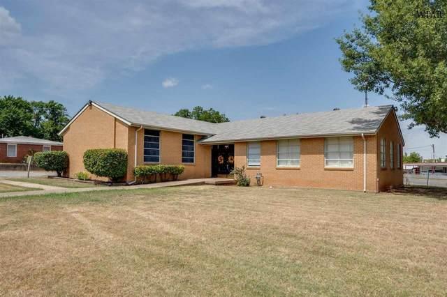 3200 Cheryl Street, Wichita Falls, TX 76309 (MLS #161889) :: Bishop Realtor Group
