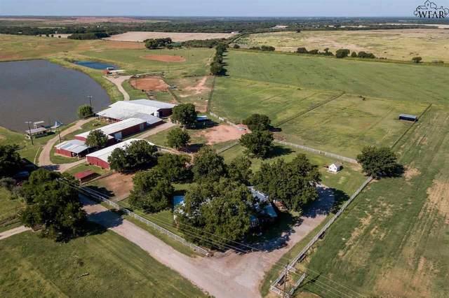 3096 Bell Road, Iowa Park, TX 76367 (MLS #161906) :: Bishop Realtor Group