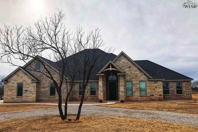 6307 Quail Ridge, Wichita Falls, TX 76310 (MLS #161915) :: Bishop Realtor Group
