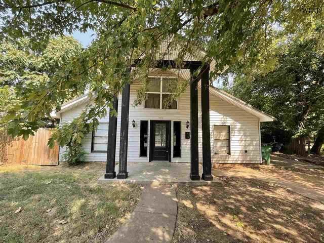 703 Magnolia Street, Burkburnett, TX 76354 (MLS #161917) :: Bishop Realtor Group