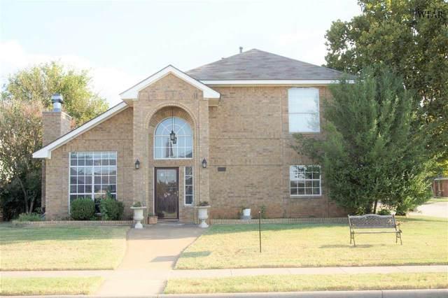 1 Worthington Court, Wichita Falls, TX 76306 (MLS #161928) :: WichitaFallsHomeFinder.com