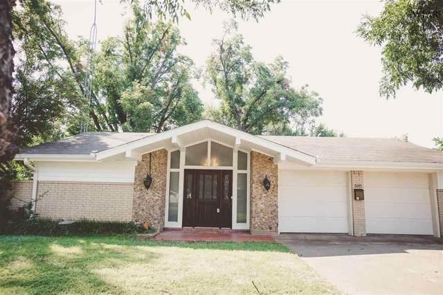 3015 Indian Street, Vernon, TX 76384 (MLS #161930) :: WichitaFallsHomeFinder.com