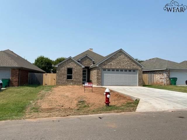 320 Mariners Way, Wichita Falls, TX 76308 (MLS #161936) :: WichitaFallsHomeFinder.com
