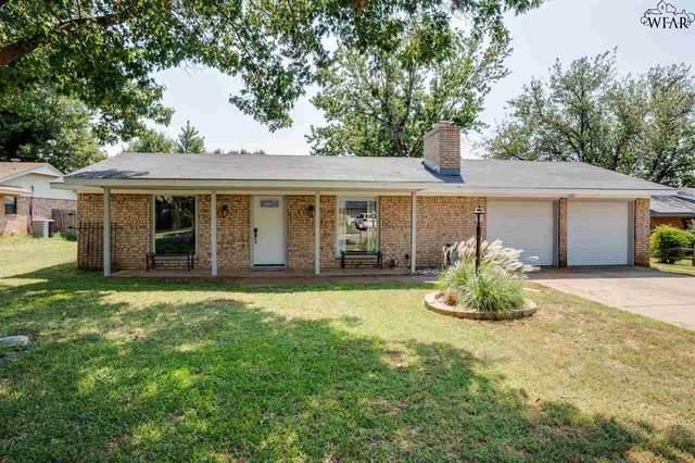 988 Cheryl Drive, Burkburnett, TX 76354 (MLS #161938) :: WichitaFallsHomeFinder.com