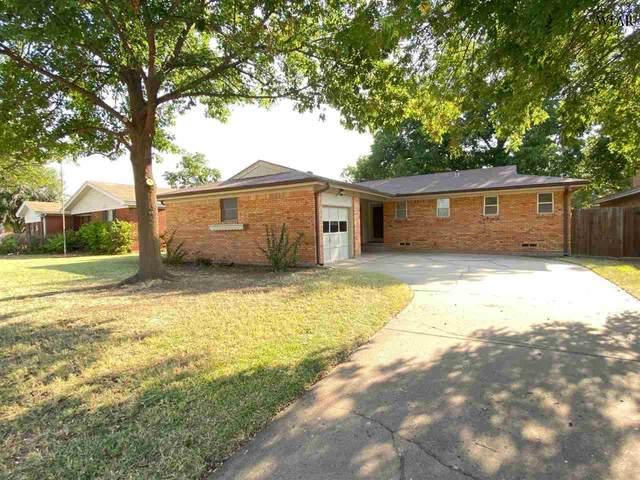 4633 Mistletoe Drive, Wichita Falls, TX 76310 (MLS #161947) :: Bishop Realtor Group