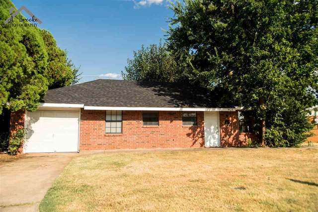 1603 Covington Street, Wichita Falls, TX 76306 (MLS #161948) :: WichitaFallsHomeFinder.com