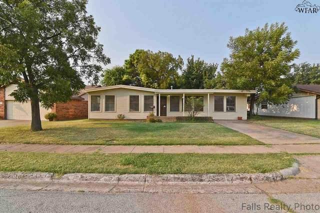 4129 Lavell Avenue, Wichita Falls, TX 76308 (MLS #161949) :: Bishop Realtor Group