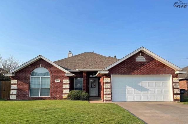 5439 Flo Drive, Wichita Falls, TX 76302 (MLS #161957) :: WichitaFallsHomeFinder.com
