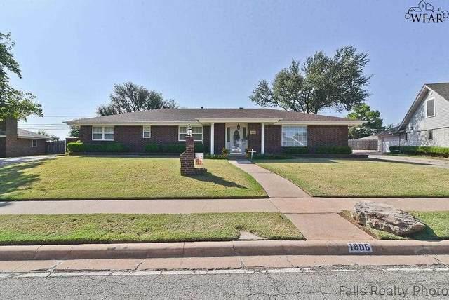 1806 Tanglewood Drive, Wichita Falls, TX 76309 (MLS #161960) :: Bishop Realtor Group
