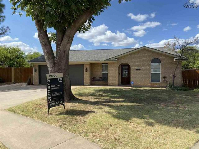 5412 Page Drive, Wichita Falls, TX 76306 (MLS #161962) :: Bishop Realtor Group