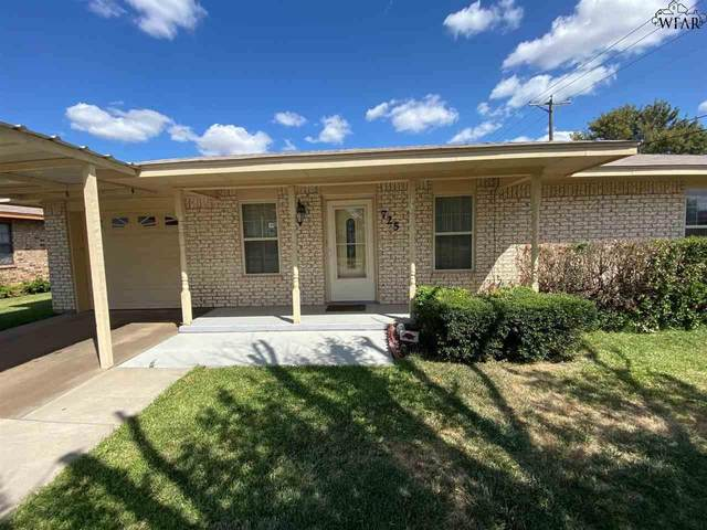 725 Park Plaza Drive, Iowa Park, TX 76367 (MLS #161966) :: Bishop Realtor Group