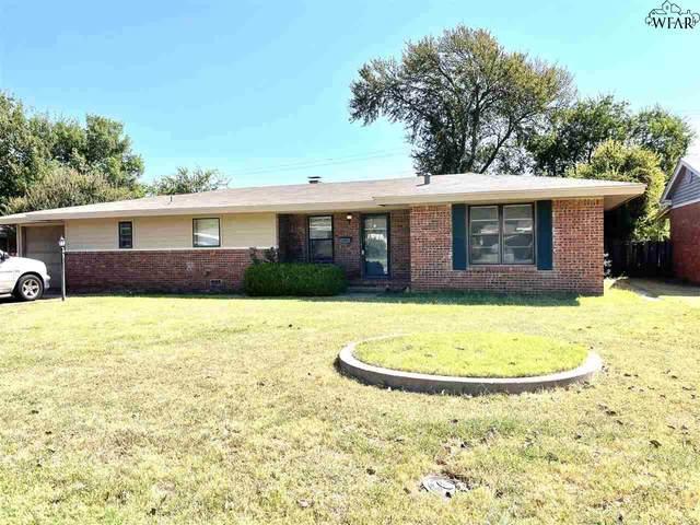 4719 Alamo Drive, Wichita Falls, TX 76302 (MLS #161968) :: Bishop Realtor Group
