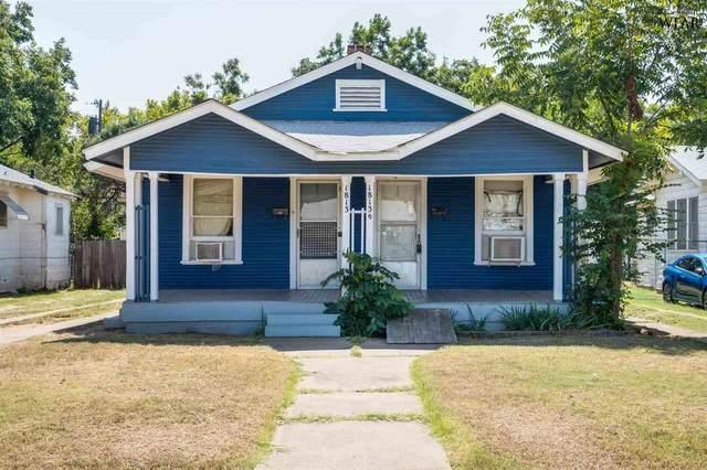 1813 7TH STREET, Wichita Falls, TX 76301 (MLS #161976) :: Bishop Realtor Group