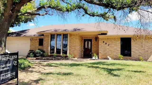 907 Sugarbush Lane, Burkburnett, TX 76354 (MLS #161978) :: Bishop Realtor Group