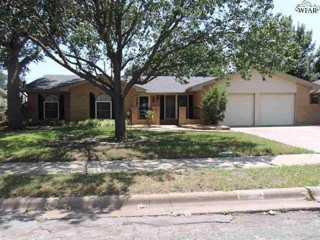 4201 Canberra Drive, Wichita Falls, TX 76308 (MLS #161980) :: Bishop Realtor Group