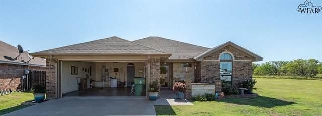1436 Lariat Trail, Henrietta, TX 76365 (MLS #161983) :: Bishop Realtor Group