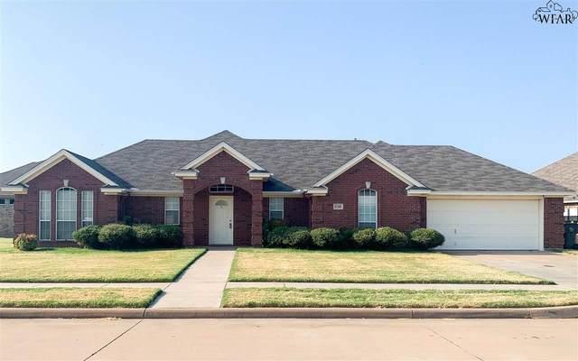 5200 Sunnybrook Lane, Wichita Falls, TX 76310 (MLS #161986) :: Bishop Realtor Group