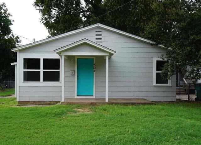 502 Glendale Street, Burkburnett, TX 76354 (MLS #161989) :: Bishop Realtor Group