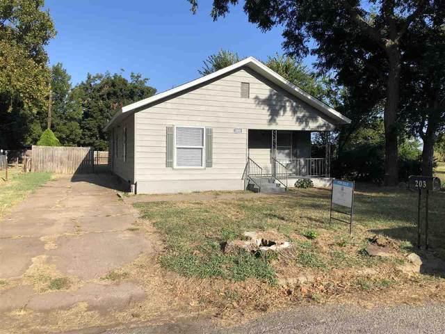 203 Kirk Street, Burkburnett, TX 76354 (MLS #161995) :: Bishop Realtor Group