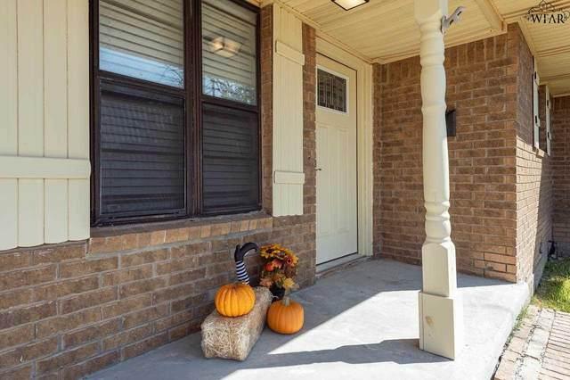 1514 Christine Road, Wichita Falls, TX 76302 (MLS #161996) :: Bishop Realtor Group