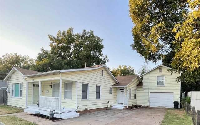 617 Glendale Street, Burkburnett, TX 76354 (MLS #161997) :: Bishop Realtor Group