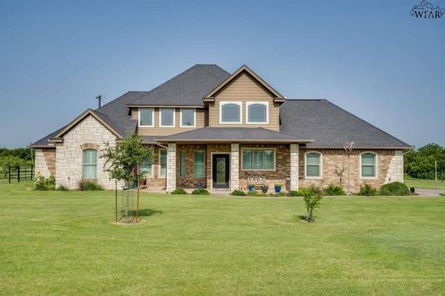 7206 Roller Road, Burkburnett, TX 76354 (MLS #162006) :: Bishop Realtor Group