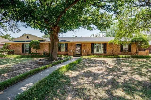 1909 Granada Drive, Wichita Falls, TX 76308 (MLS #162007) :: Bishop Realtor Group