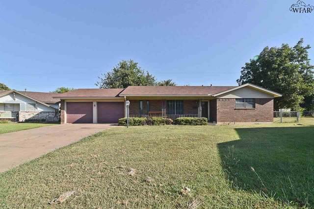 5 Billie Circle, Wichita Falls, TX 76306 (MLS #162016) :: WichitaFallsHomeFinder.com