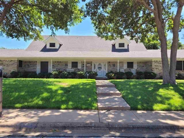 4415 Ridgemont Drive, Wichita Falls, TX 76309 (MLS #162019) :: Bishop Realtor Group