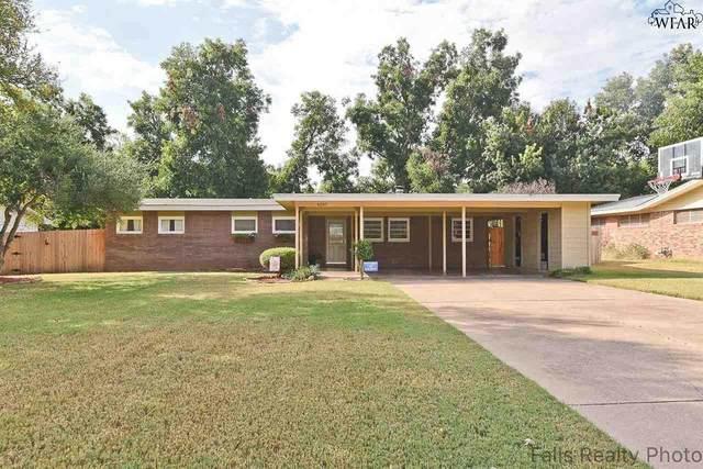 4207 Highland Drive, Wichita Falls, TX 76308 (MLS #162024) :: Bishop Realtor Group
