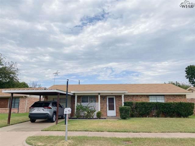 212 Dirks Drive, Wichita Falls, TX 76302 (MLS #162025) :: Bishop Realtor Group