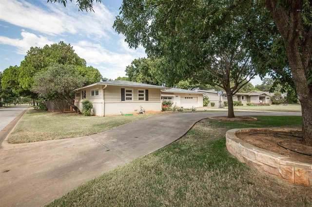 4616 Lake Park Drive, Wichita Falls, TX 76302 (MLS #162026) :: Bishop Realtor Group
