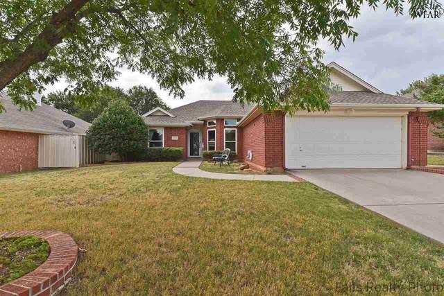 2521 Tinker Trail, Wichita Falls, TX 76306 (MLS #162031) :: WichitaFallsHomeFinder.com