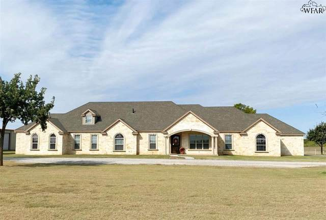 242 Wallace Road, Wichita Falls, TX 76305 (MLS #162033) :: Bishop Realtor Group